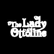The Lady Ottoline logo negative (1)